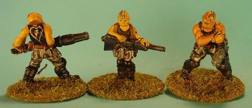 Cyclos Heavy Weapons Team II (3)
