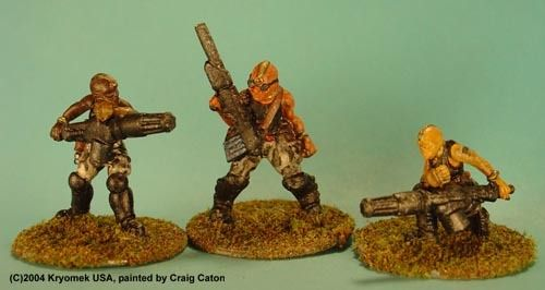 Cyclos Heavy Weapons Team I (3)