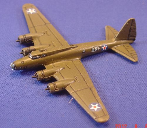 B-17C/D Flying Fortress