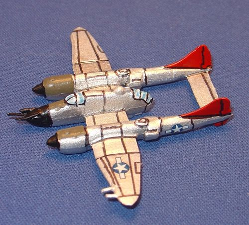 P-58A Chain Lightning w/37mm