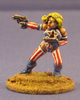 Americ-Ann - All American heroine with two .45's