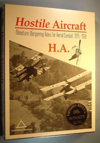 Hostile Aircraft 2nd Edition