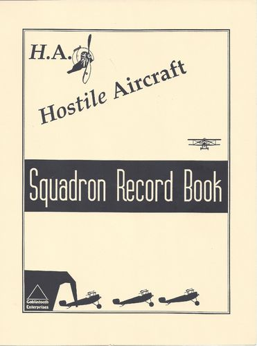 Hostile Aircraft Squadron Record Book
