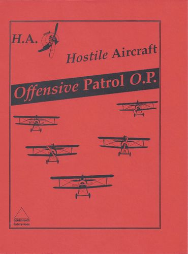 Hostile Aircraft - Offensive Patrol
