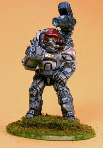Nexus Predator Marines Introduction